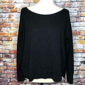 Everlane Black Cashmere Sweater